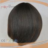 総合的な混合された人間の毛髪のかつら(PPG-l-01791)