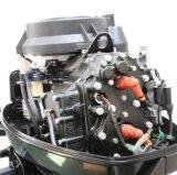 전기 시작을%s 가진 T40BWL 40HP 2 치기 배 엔진