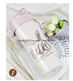 bottiglia di acqua semplice 400ml ed elegante ecologica della fibra di disegno