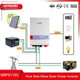 太陽エネルギーシステム格子1-6kw 6000W 24V力インバーター