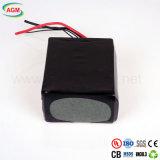 Batería recargable de litio de 14,8 V 10Ah batería