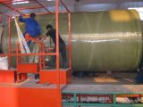 Chaîne de production de réservoir de FRP GRP éolienne de filament de récipient de Spetic