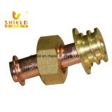 Encaixes de tubulação da curvatura do cobre do calefator de água do GS