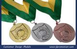 Медаль металла сувенира формы клиента
