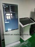 55/65/75inch de binnen Openbare LCD van de Machine van de Reclame van Plaatsen Digitale Vertoning van het Teken van de Speler van de Advertentie