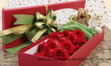 Custom Cardboard Packing Flower Gift Box