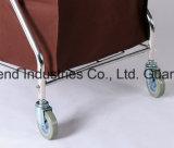 Chariot de blanchisserie se pliant d'acier inoxydable /Hotel nettoyant le chariot de service (SITTY 90.3203C)