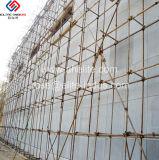 De cracking-weerstand Versterkte Vezel van het Polypropyleen van het Cement voor Concrete Muur