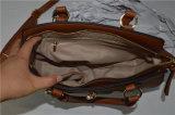 유명인사 소녀 단추 Zxk1708를 가진 소형 PU 어깨 핸드백