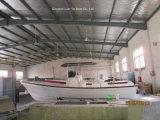 Bateau de Panga de bateau de pêche de fibre de verre de bateau de pêche côtière éloignée de Liya 7.6m