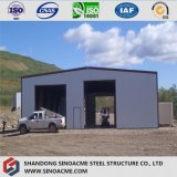 Steel Movable Warehouse Light Structure