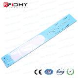 Ultralight MIFARE (R) C térmico Pulsera de Control de acceso RFID