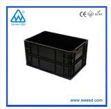 Zone de circulation ESD Conteneur en plastique (3W-9805322)