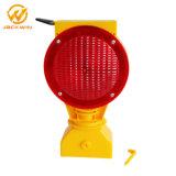 Indicatore luminoso d'avvertimento del segnale stradale della barriera solare della strada