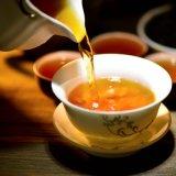 Orgánicos de China el té negro para una vida sana
