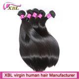 Commerce de gros Virgin hair extension vierge brésilienne non transformés Cheveux humains