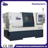 Inclinação horizontal automática de máquinas de cama PT52DW contraponto de Torre de ferramenta de torno mecânico CNC de corte de metal para peças de automóveis