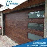 Nouvelle conception de la sécurité des frais généraux résidentiel palan à chaîne porte de garage sectionnelles