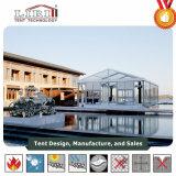 판매를 위한 알루미늄 프레임 유리제 측벽 투명한 천막