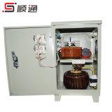 SVC Regelgever van het Voltage van Accurancy 20kVA van de Enige Fase de Hoge/Stabilisator