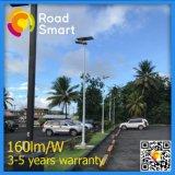 30W солнечные приведенные в действие уличные светы энергии СИД
