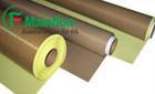 Tissu enduit d'adhésif de fibre de verre de PTFE