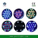 indicatore luminoso di PARITÀ della fase di 54*3W Pgbw LED