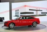 자동 차 전시를 위한 고용량 자전 플래트홈