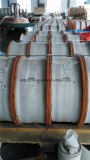 Fiber-Glass Single Wrapping Émaillé Round Copper Wire