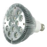 Алюминиевые E27 12*1 Вт Светодиодный прожектор PAR 38 (если-LS 60032)