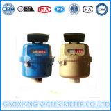 Compteur d'eau en laiton à piston volumétrique