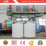 Grande máquina de formação de plástico oco que faz o produto HDPE multi-camadas
