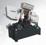 Scherpe Besnoeiing merk-GB-4028 Horizontale CNC van Hoge Prestaties Lintzaag voor Allerlei Het Knipsel van de Staaf van het Staal