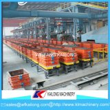 Linha de produção da areia da resina para a linha da carcaça da fundição