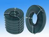 As cintas de Embalagem de Aço azul