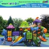 Parque Infantil exterior comercial para equipamentos de playground com marcação (HC-5301)