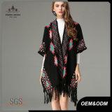 De Boheemse Sweater van de Winter voor Cardigan van de Sjaal van de Leeswijzer van de Poncho van Vrouwen de Lange