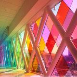 薄板にされたカーテン・ウォールのためのカラー建築PVBフィルム