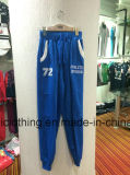 2017 Custom Wholesale Knitting Men Fleece Sweat Jogger Sports Pants Fw - 8602