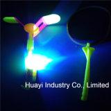 L'incandescenza del tiratore LED della cobra saetta in alto l'OEM all'ingrosso di abitudine dei giocattoli degli elicotteri
