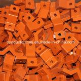 Accessori di alluminio del collettore di corrente