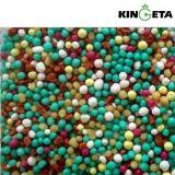 Fertilizante de mistura maioria do pomar NPK 15-15-15 de Kingeta granulado