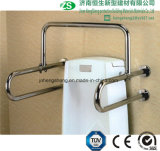 Barra di gru a benna anticorrosiva dell'acciaio inossidabile per gli handicappati