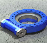 Worm Drive for Solar Tracking System