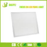 Luz de painel lisa Recessed 600X600 do diodo emissor de luz do brilho elevado CRI80 100lm