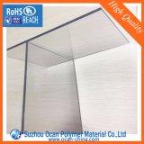 Plastique dur transparent en PVC feuille rigide 3mm pour la flexion