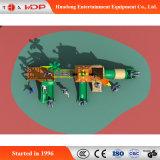 動物シリーズの木の屋外の運動場の娯楽装置(HD-MZ045)