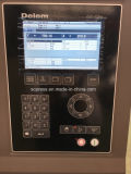 Máquina de corte hidráulica do CNC do metal de folha QC11y-4X3200