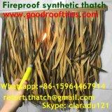 Il Thatch sintetico della paglia africano e vorrebbe rendere tecnico ed a prova di fuoco per il ricorso 46 del tetto
