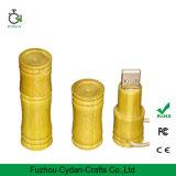 Vendas de maioria de bambu da movimentação do flash do USB da forma